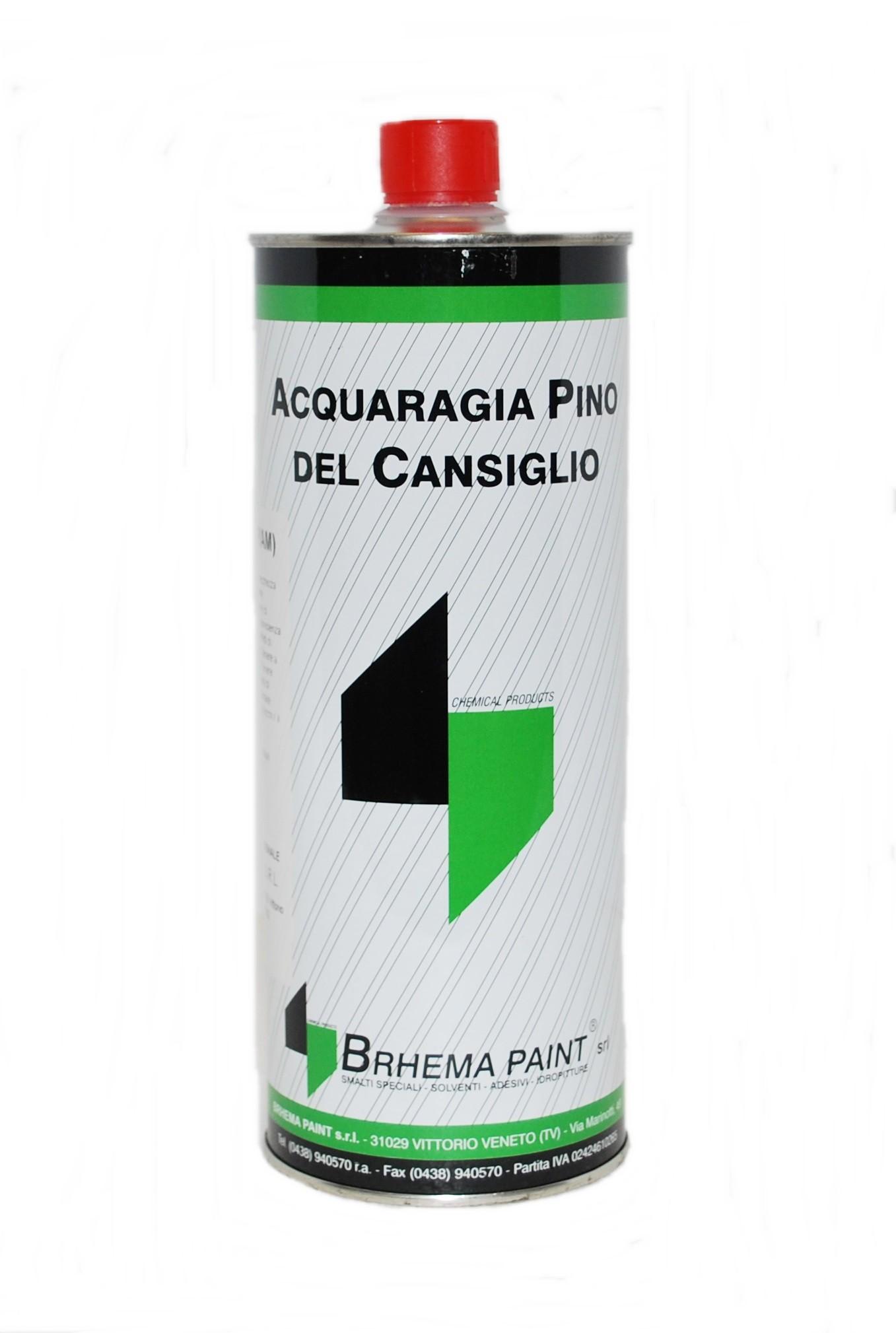 PINO DEL CANSIGLIO (ACQUARAGIA) LT.1/5/25