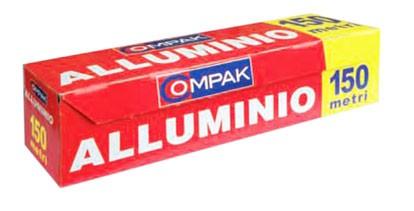 ALLUMINIO PER ALIMENTI COMPAK MT.150