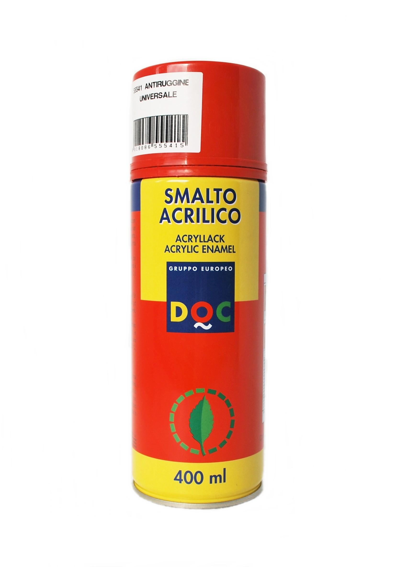 ANTIRUGGINE GRIGIO SPRAY ML.400