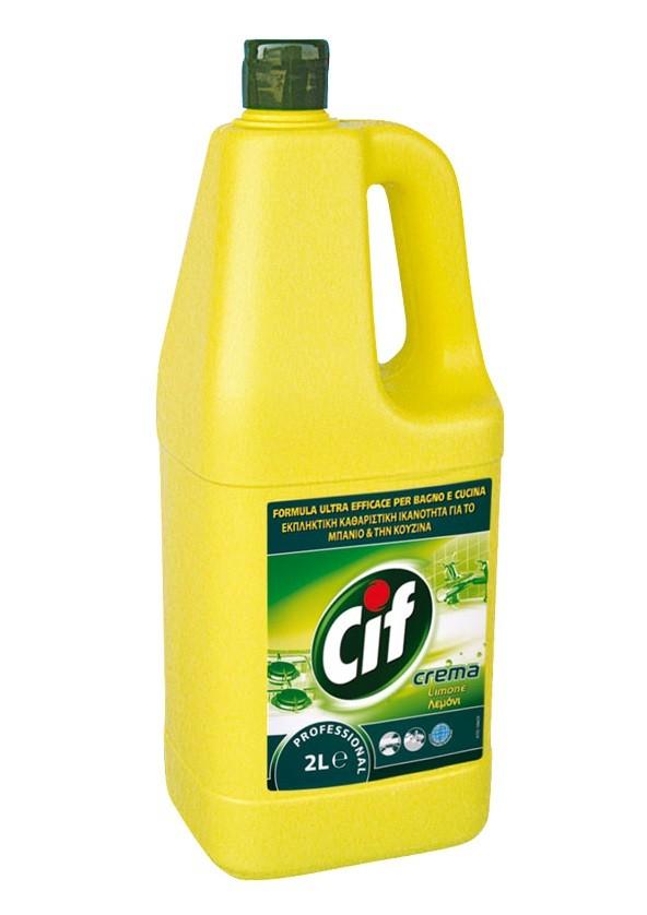 CIF CREMA LIMONE LT.2