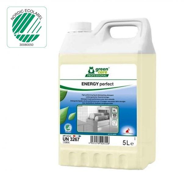 ENERGY PERFECT - DETERGENTE LAVASTOVIGLIE LT.10 WERNERMERTZ