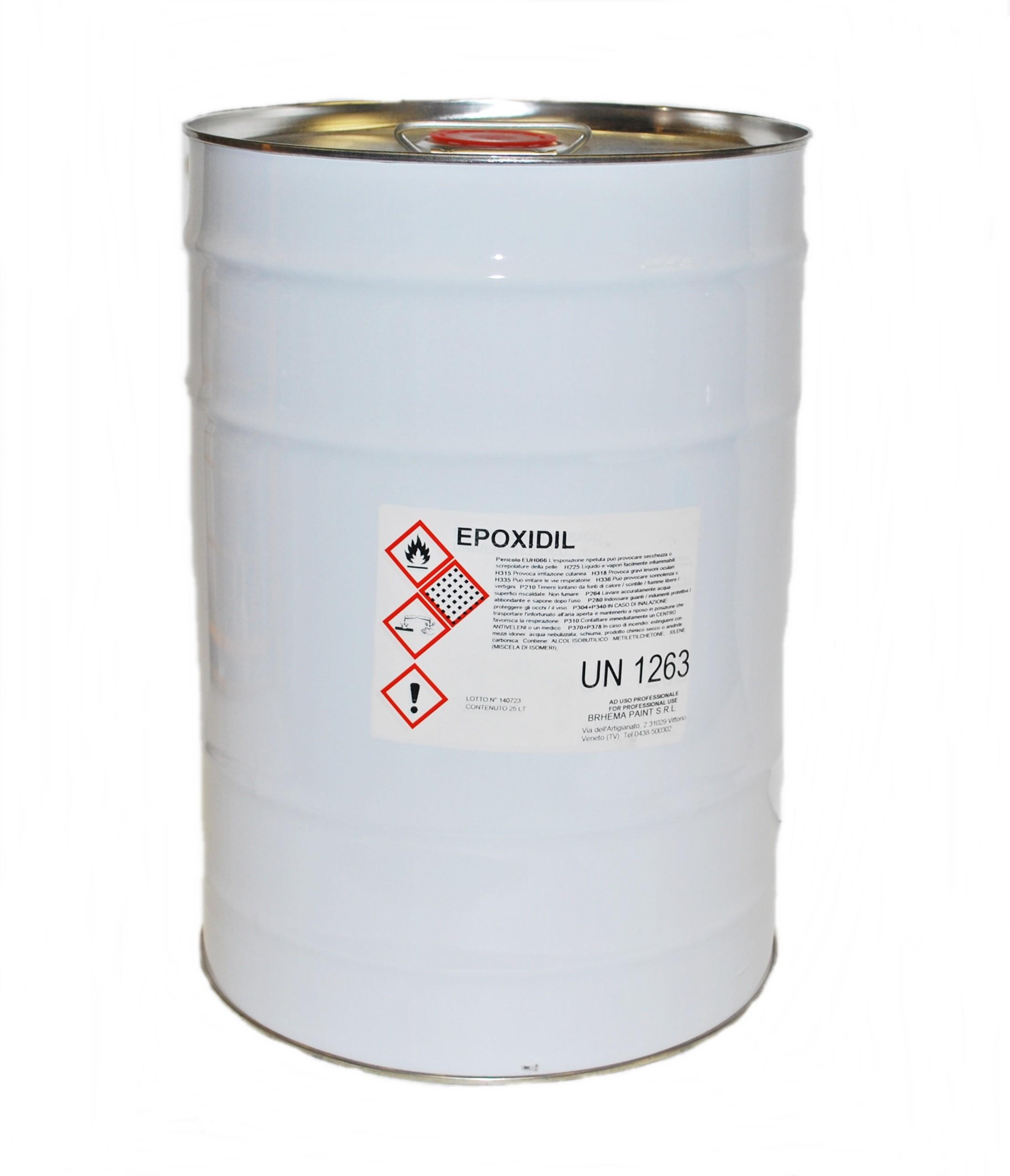 EPOXIDIL DILUENTE EPOSSIDICO LT.25/200