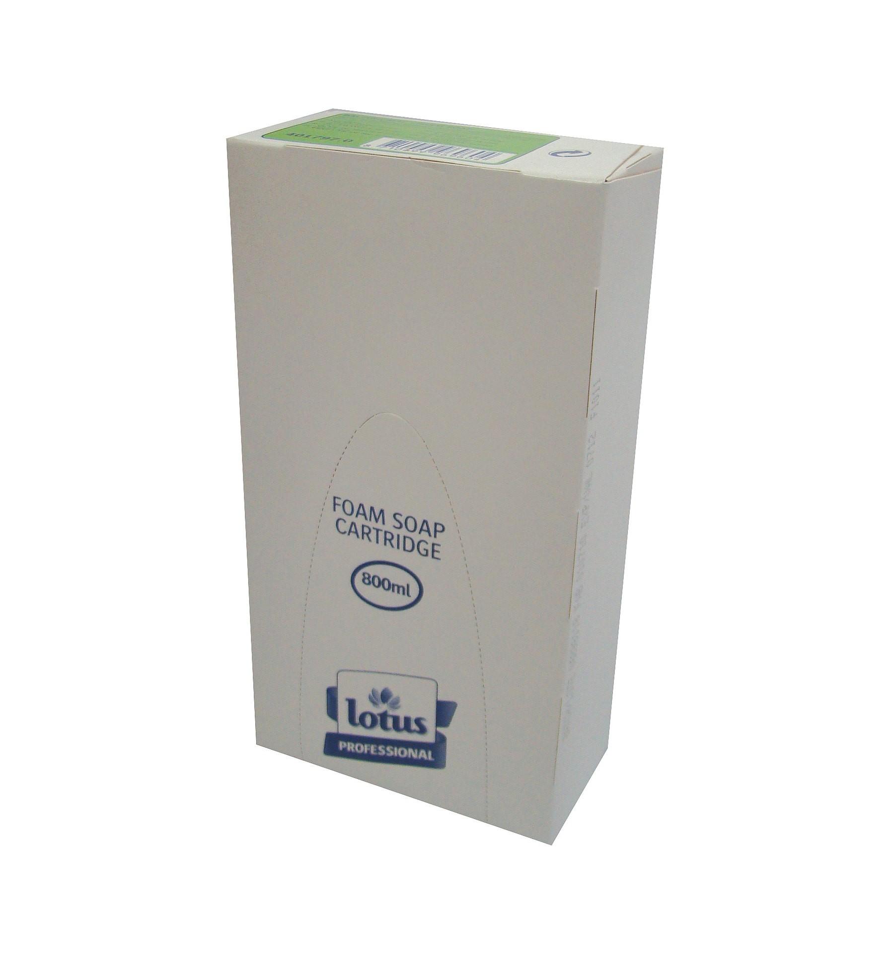 FOAM SOAP ANTIBAC ML.800 LOTUS