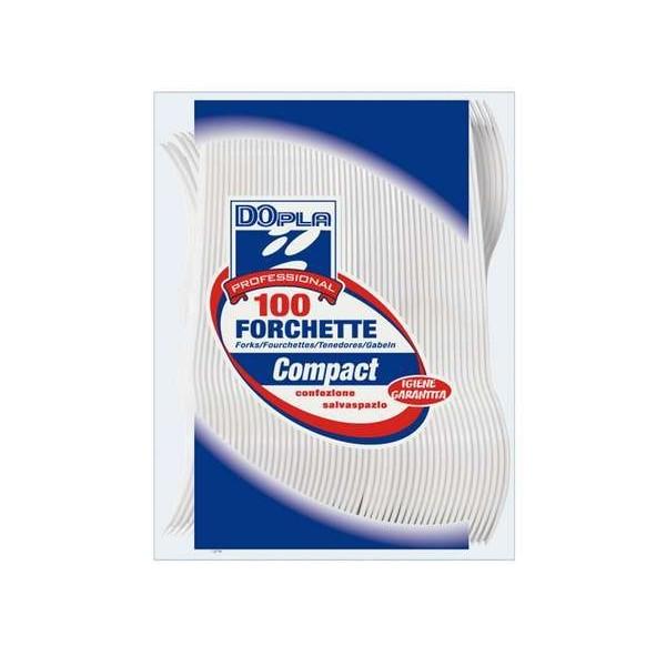 FORCHETTE COMPACT MM.165 - PZ.100