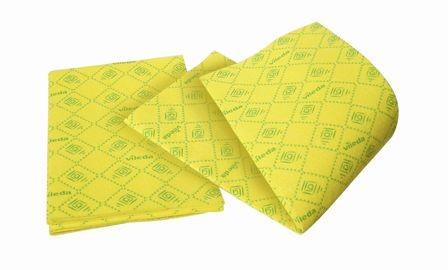 Panno Floorcloth Giallo