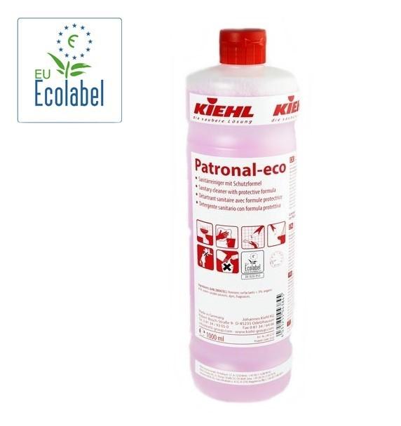 PATRONAL ECO - DETERGENTE SANITARIO CON FORMULA PROTETTIVA LT.1/10 KIEHL