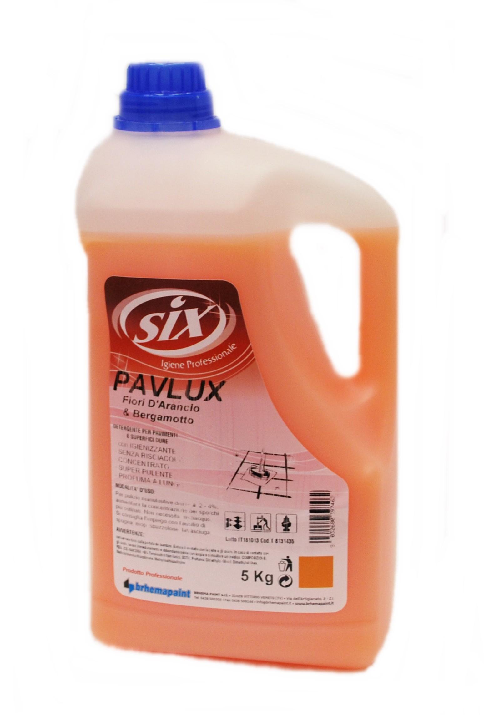 SIX - PAV LUX AGRUMI LT.5