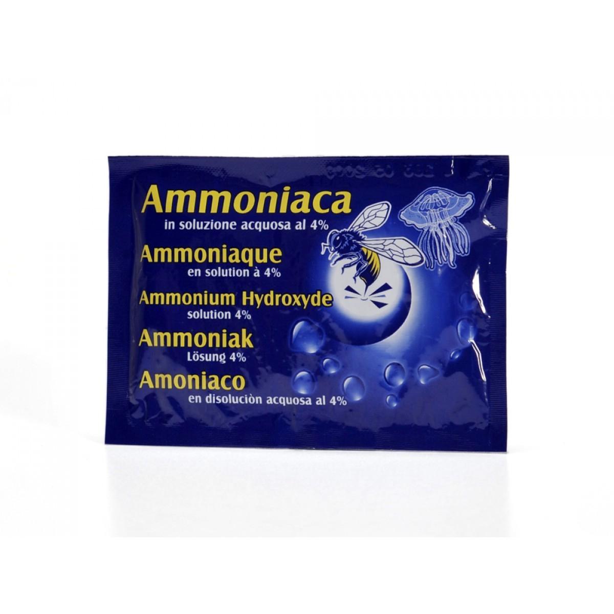 AMMONIACA 4% PZ.10