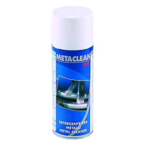 METALCLEAN 300 SGRASSANTE SPRAY PER METALLI ML.400