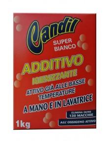 ADDITIVO IGIENIZZANTE (SOSTITUTO DEL PERBORATO) KG.1 CANDIL