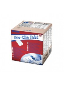 ECO CLIN TABS 88 LAVASTOVIGLIE KG.4 ECOLAB