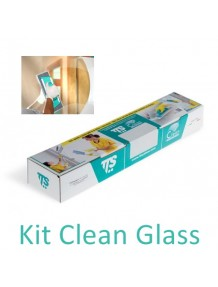 KIT CLEAN GLASS SISTEMA PROFESSIONALE