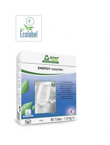 ENERGY EASYTABS LAVASTOVIGLIE PZ.80 - GREEN CARE