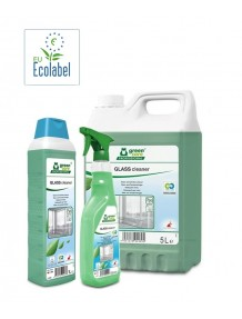 GLASS CLEANER  DETERGENTE VETRI  - GREEN CARE