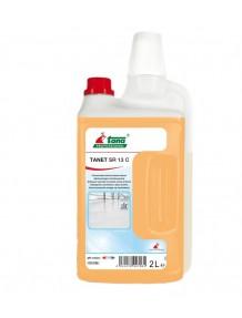 TANET SR 13 C -  DETERGENTE CONCENTRATO A BASE ALCOLICA LT.2 WERNER  MERTZ