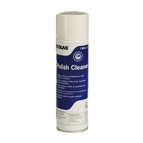 POLISH CLEANER LUCIDANTE ACCIAIO INOX ECOLAB ML.500
