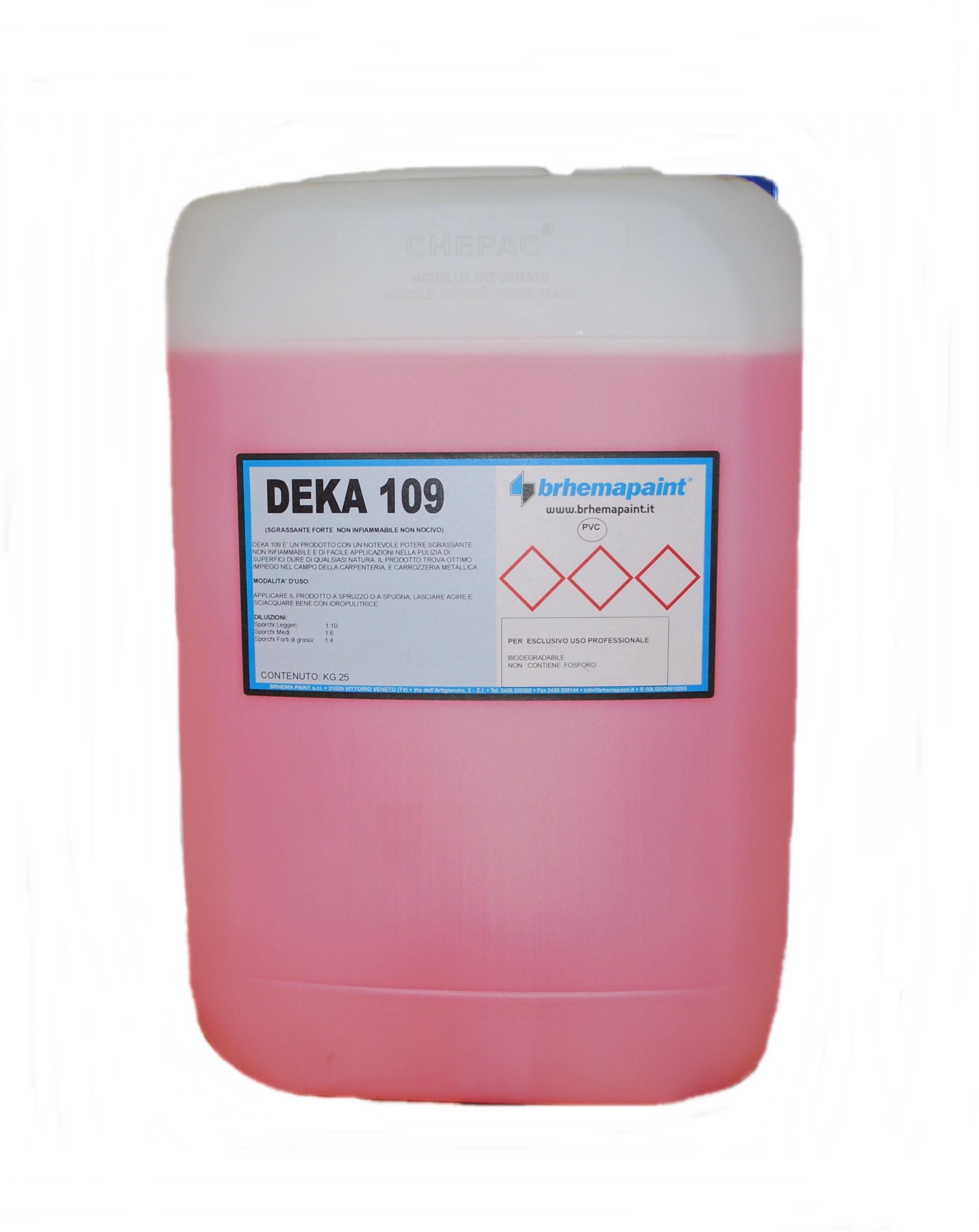 DEKA 109 SGRASSANTE LT.25
