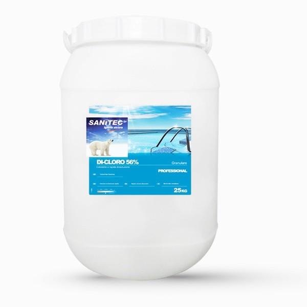 DI-CLORO 56% GRANULARE 2607 KG.25