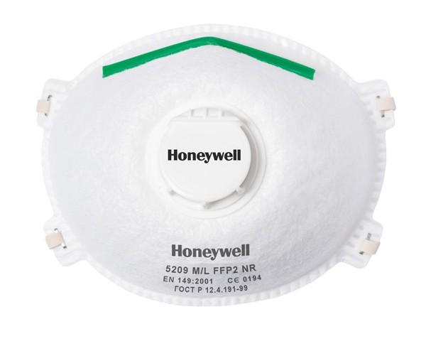 MASCHERINA HONEYWELL 5209 FFP2 CON VALVOLA