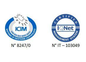 Brhema Paint è certificata ISO 9001